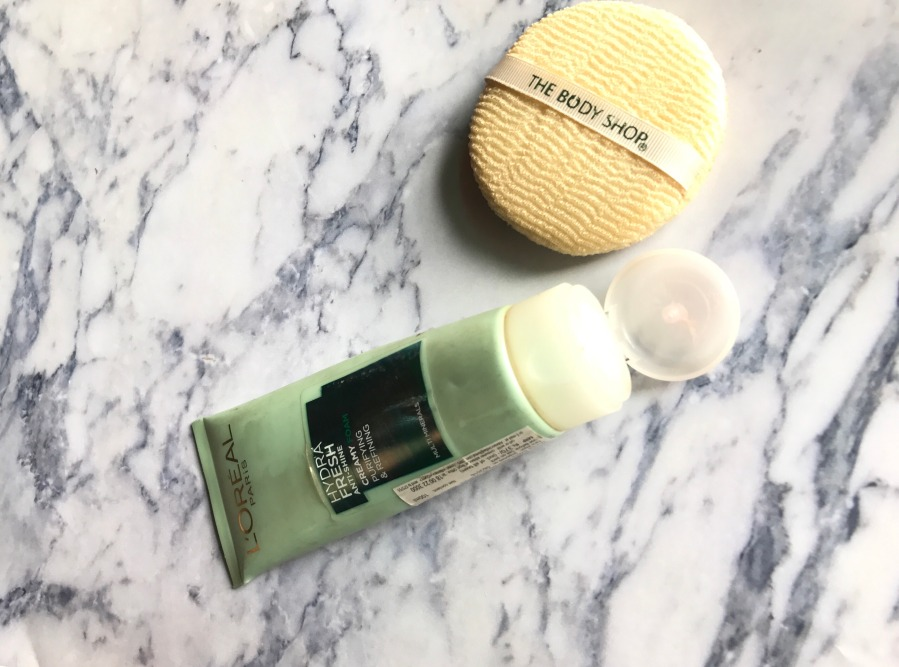 Hydrafresh Anti-Shine Creamy Foam