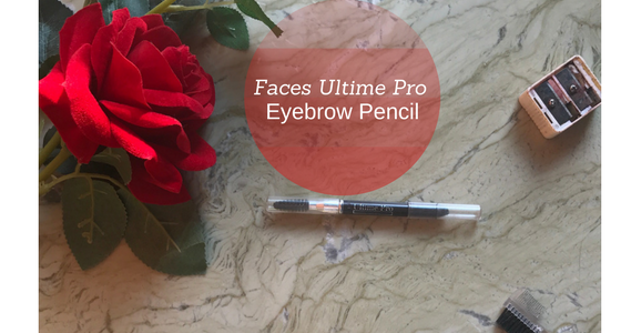 Faces Ultime Pro Eyebrow Pencil