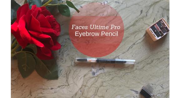 Faces Ultime Pro Eyebrow Pencil