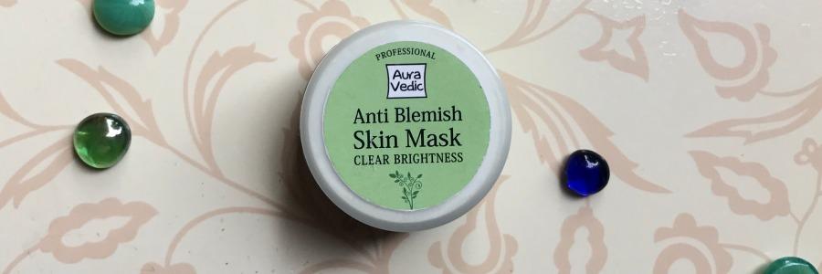 Aura Vedic Anti Blemish Skin Mask