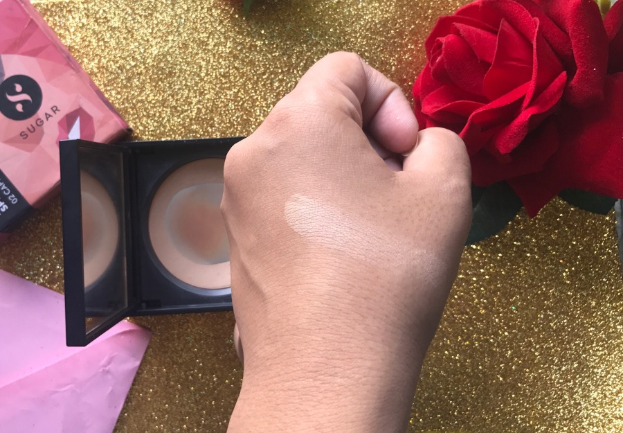 Sugar As Nude As It Gets SPF15 CompactSwatch
