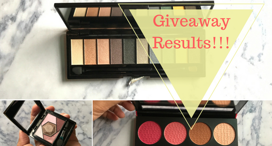 Giveaway Results Ms Meehnia