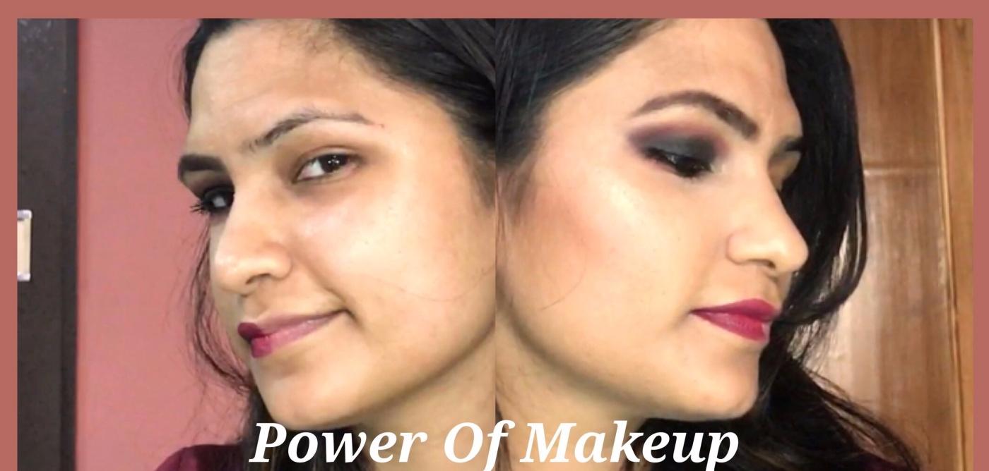 Power of Makeup Ms Meehnia
