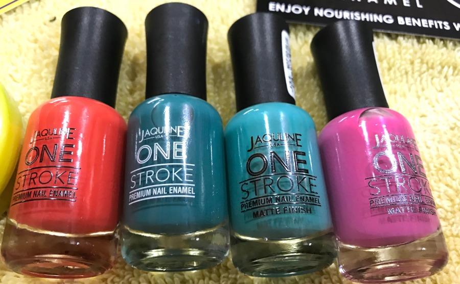 Jaquline USA BB Stroke Nail Enamel | NewU | Ms Meehnia