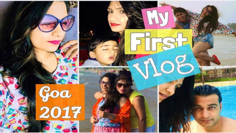 Goa Vlog | Ms Meehnia