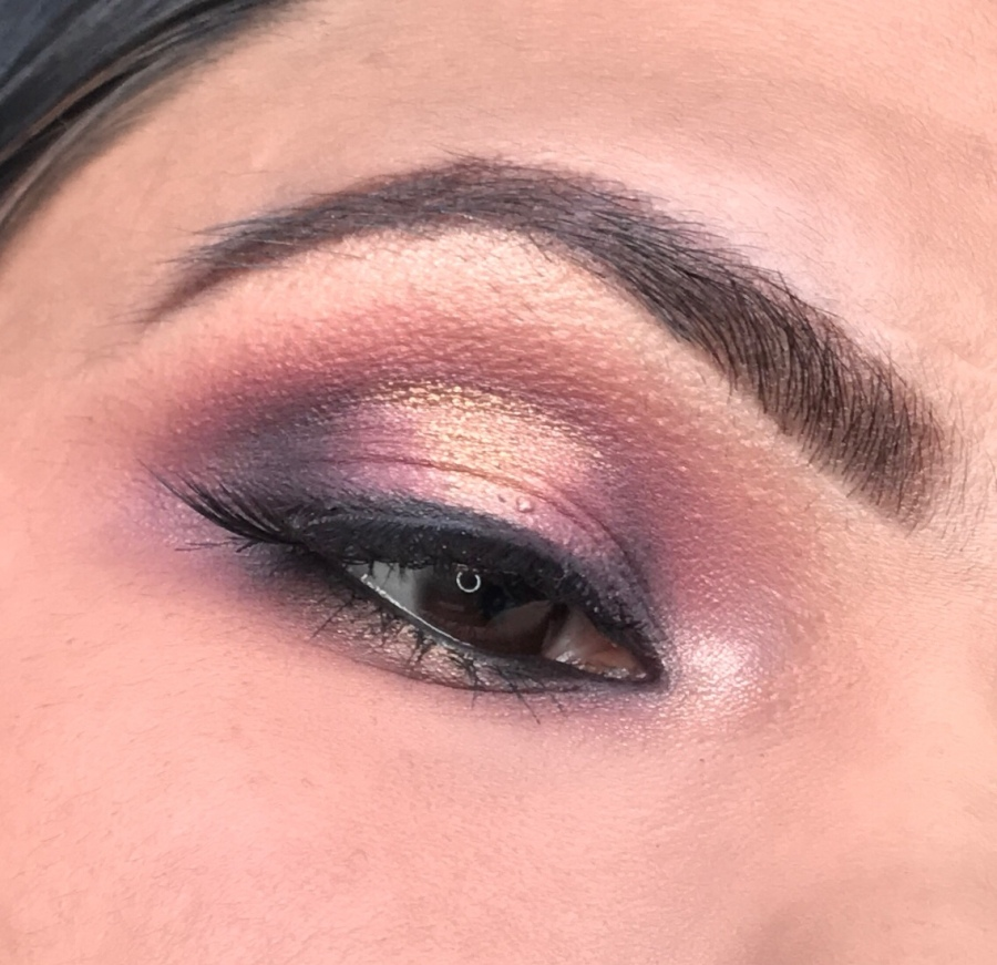 Sugar Bend the Rules Eyeshadow Quad | Plum Halo Eyemakeup | Ms Meehnia