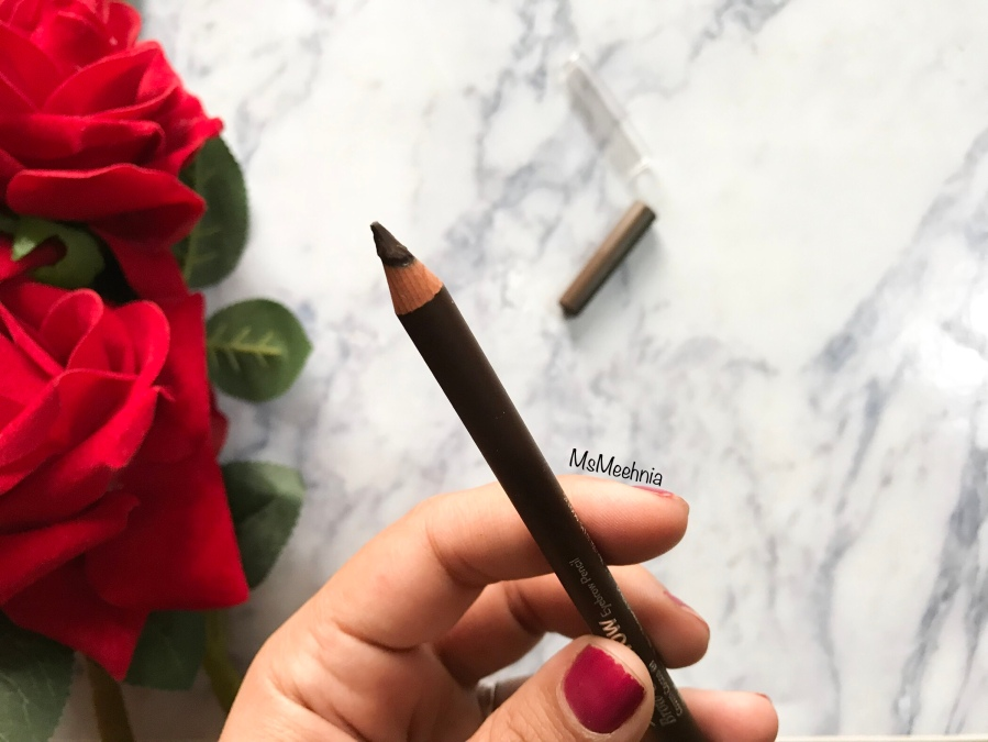 Nykaa Brow Chika WOW Eyebrow Pencil Review | Swatch | Price | Ms Meehnia